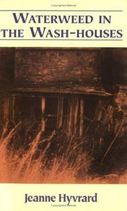 Cover of: Waterweed in the wash-houses