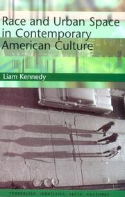 Cover of: Race and Urban Space in Contemporary American Culture