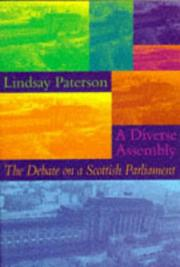 Cover of: A diverse assembly