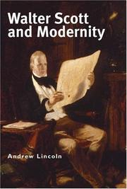 Cover of: Walter Scott and Modernity