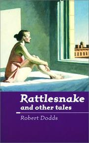 Cover of: Rattlesnake, and other tales