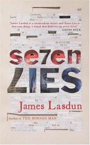 Cover of: Seven Lies