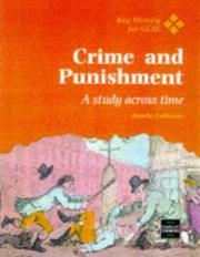 Cover of: Crime & Punishment | Angela Anderson