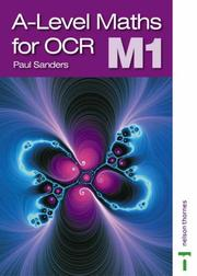 Cover of: A-level Maths for OCR