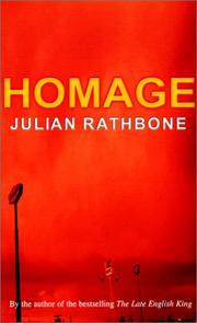 Cover of: Homage