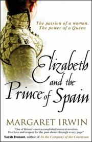 Cover of: Elizabeth and the Prince of Spain (Good Queen Bess 3)