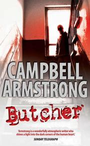 Cover of: Butcher