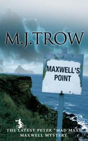 Cover of: Maxwell's Point