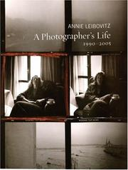 Cover of: A Photographer's Life (SIGNED)