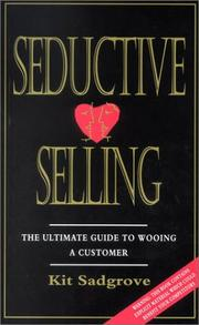 Cover of: Seductive Selling