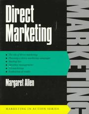 Cover of: Direct Marketing
