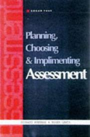 Cover of: Planning & Implementing Assessment | Richar Freeman