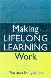Cover of: Making lifelong learning work