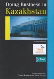 Doing Business With Kazakhstan by