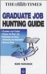 "Cover of: The ""Times"" Graduate Job Hunting Guide (Go for It!)"