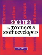 Cover of: 2000 tips for trainers & staff developers