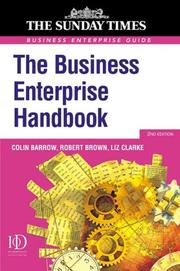 Cover of: The business enterprise handbook
