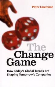 Cover of: The Change Game