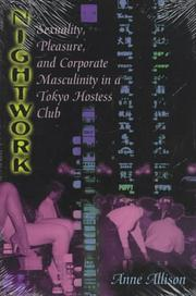 Cover of: Nightwork