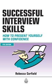 Successful interview skills by Rebecca Corfield