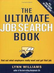 Cover of: The Ultimate Job Search Book | Lynn Williams