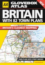 Cover of: Britain (AA Glovebox Atlas)