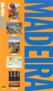 Cover of: Madeira