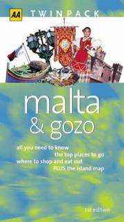 Cover of: Malta (AA TwinPack)
