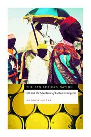 Cover of: The Pan-African Nation