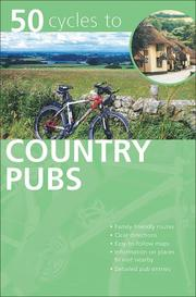 Cover of: AA 50 Cycles to Country Pubs (Walking Books Ser.) | Martin Knowlden