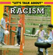 Cover of: Racism (Let's Talk About)