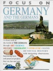Cover of: Germany and the Germans (Focus on)