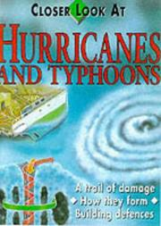 Cover of: Closer Look at Hurricanes and Typhoons (Closer Look at)