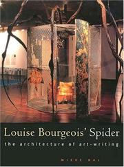Cover of: Louise Bourgeois' Spider