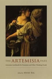 Cover of: The Artemisia Files