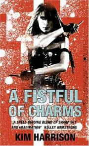Cover of: FISTFUL OF CHARMS (RACHEL MORGAN, NO 4)