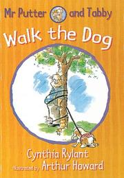 Cover of: Mr.Putter and Tabby Walk the Dog (Mr Putter & Tabby)