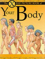 Cover of: X Ray Picture Book of Your Body (X-ray)