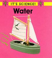 Cover of: Water (It's Science!)