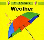 Cover of: Weather (It's Science!)