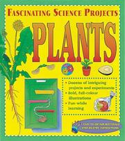 Cover of: Plants (Fascinating Science Projects)