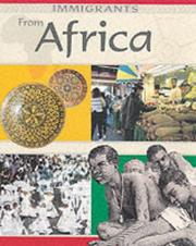 Cover of: Immigrants from Africa (Immigrants)