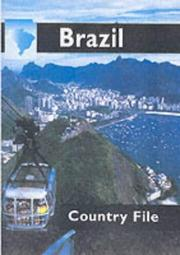 Cover of: Brazil (Country Files)