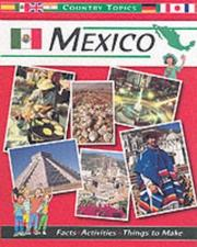 Cover of: Mexico (Country Topics)