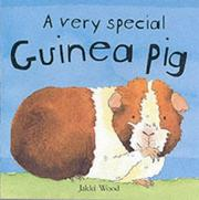 Cover of: A Very Special Guinea Pig