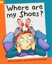 Cover of: Where Are My Shoes (Reading Corner)
