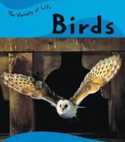 Cover of: Birds (Variety of Life)