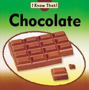 Cover of: Chocolate (I Know That!)