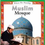 Cover of: Muslim Mosque (Where We Worship)