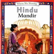 Cover of: Hindu Mandir (Where We Worship)